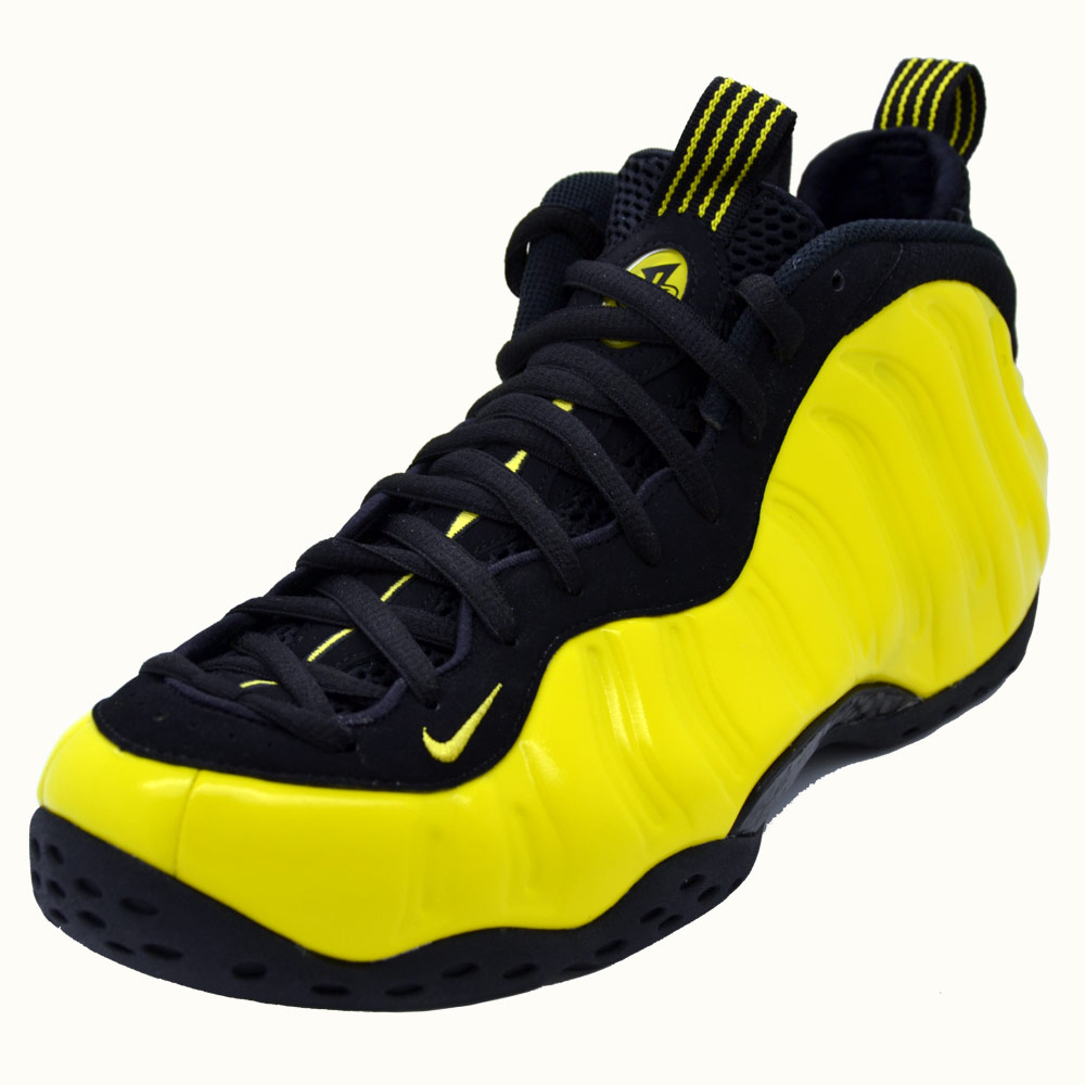 754b7ee91c8 Details about NIKE AIR FOAMPOSITE ONE  OPTIC YELLOW   Wu-Tang
