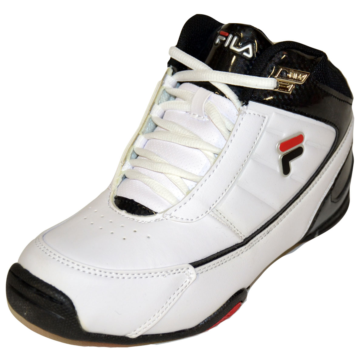 Fila Change The Game Big Kids Youth Basketball Shoes