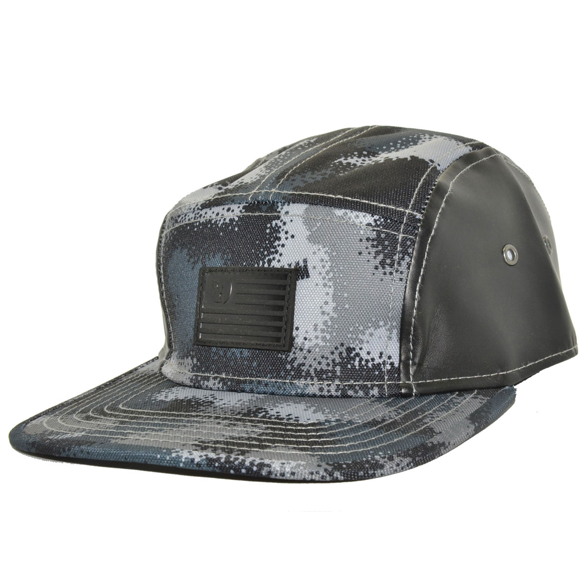 81ceae1746d3f THE WU-TANG BRAND SPRAY CAMO 5 PANEL STRAPBACK CAP – MyCraze