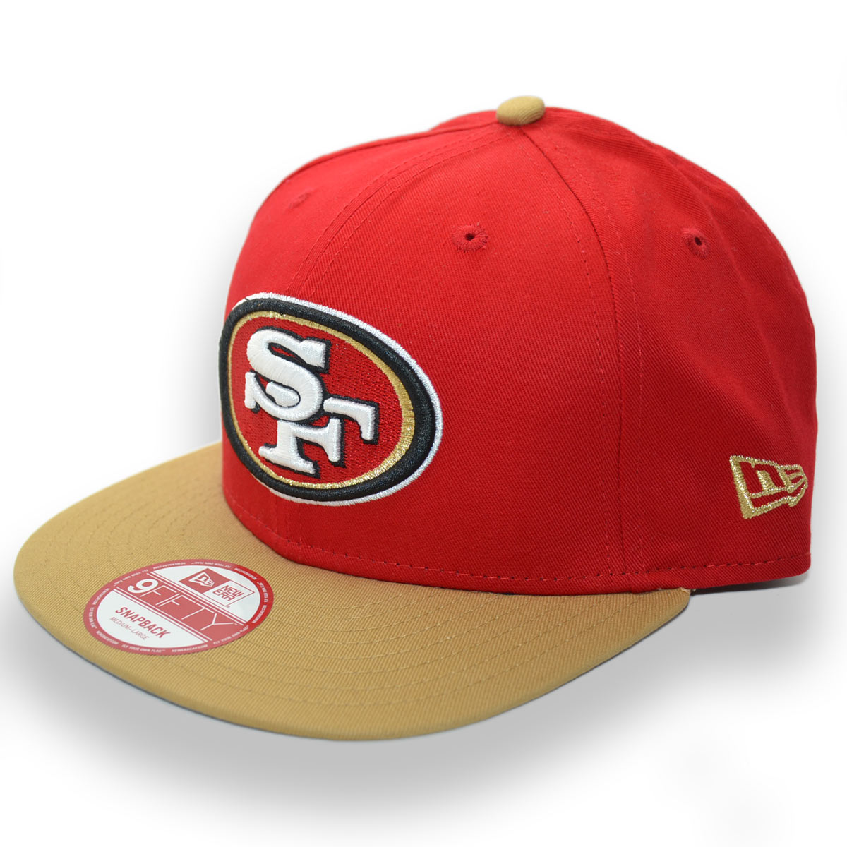 reputable site 4d0aa 451a4 ... best new era sf san francisco 49ers nfl snapback cap mycraze 81cf6 c9c38
