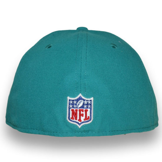 buy online 8c52d 3688a ... reduced new era miami dolphins on field nfl fitted cap 7 3 8 58.7cm  f658f