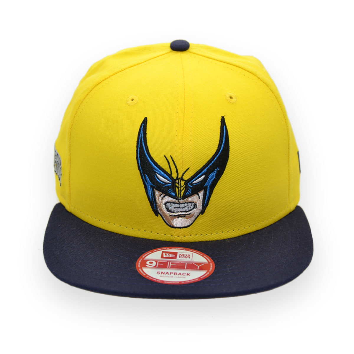 55e2dceed0c NEW ERA MARVEL WOLVERINE X-MEN 9FIFTY SNAPBACK SAMPLE CAP - MyCraze