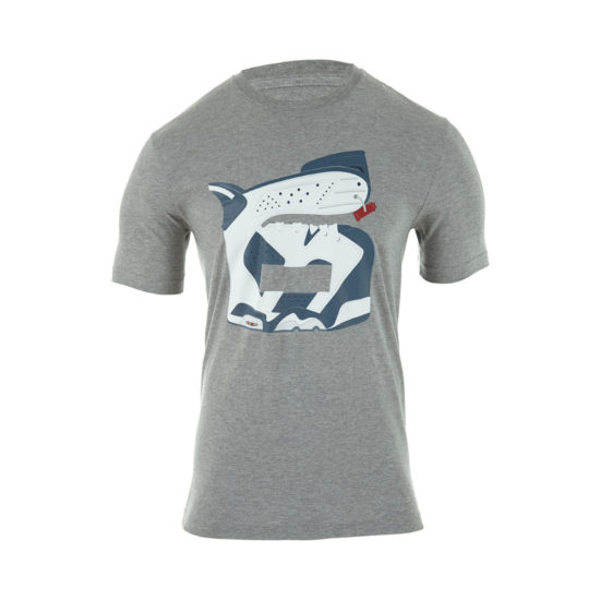 a8ea94e0f9b8de Sale NIKE AIR JORDAN 6 RETRO T-SHIRT GREY 619944-063 ...