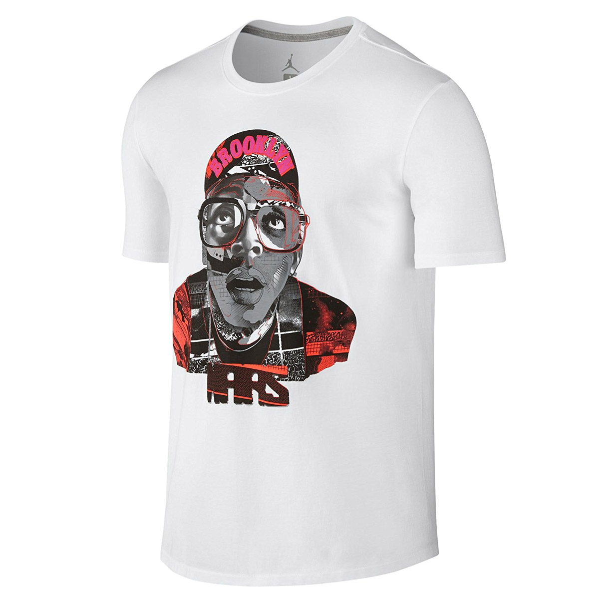 Nike Air Jordan Son Of Mars T Shirt White 687818 100 Mycraze