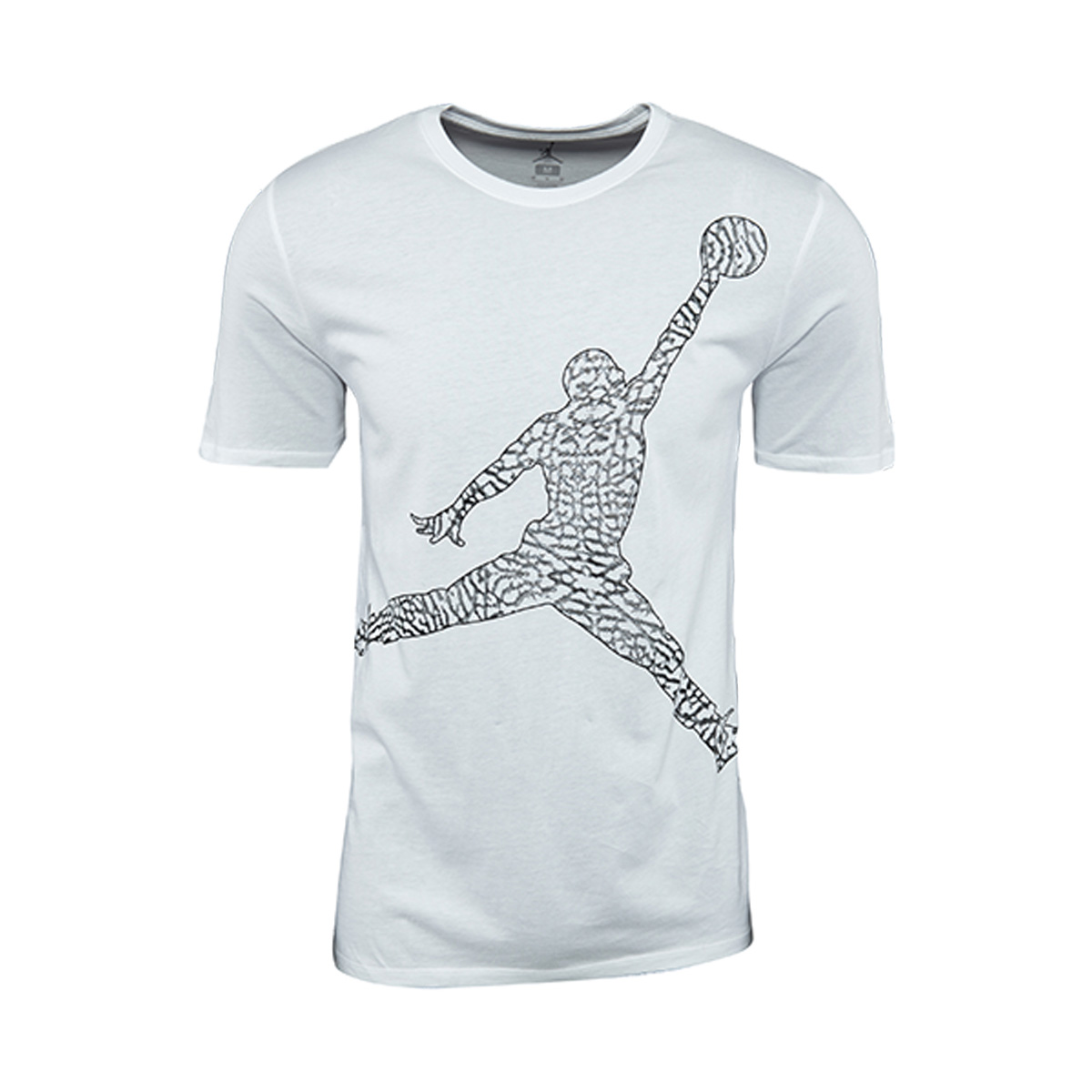 446edee7f01 NIKE AIR JORDAN JUMPMAN CLOUD ELE T-SHIRT WHITE 823329-100 - MyCraze