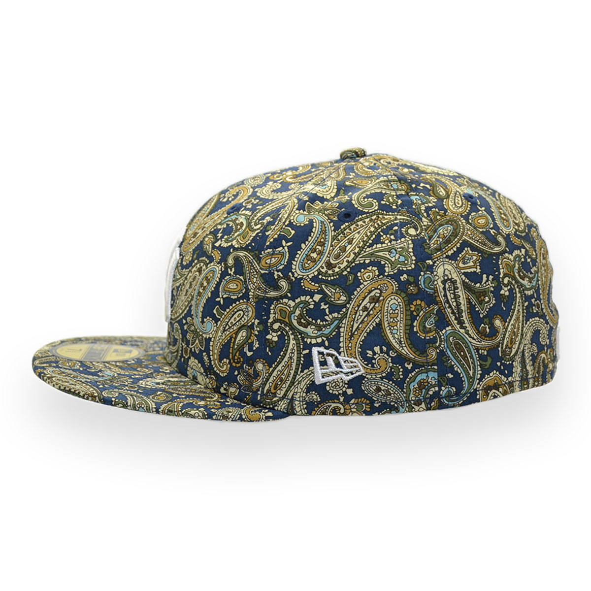 NEW ERA KOREA NEW YORK YANKEES NY MLB 59FIFTY PAISLEY CAP - MyCraze 978f1a5c02a5