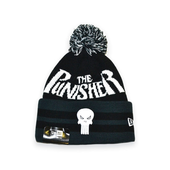 e4dfbd9cc9a OUT OF STOCKSale NEW ERA THE PUNISHER MARVEL BEANIE HAT ...
