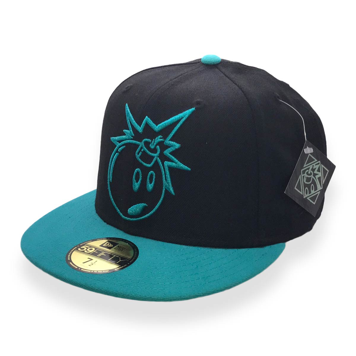 7666e6912cb Details about NEW ERA X THE HUNDREDS ADAM BOMB FITTED MENS CAP