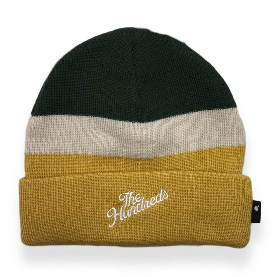 76fc7f38db0 Sale THE HUNDREDS STRIPE ENDS BEANIE HAT ...