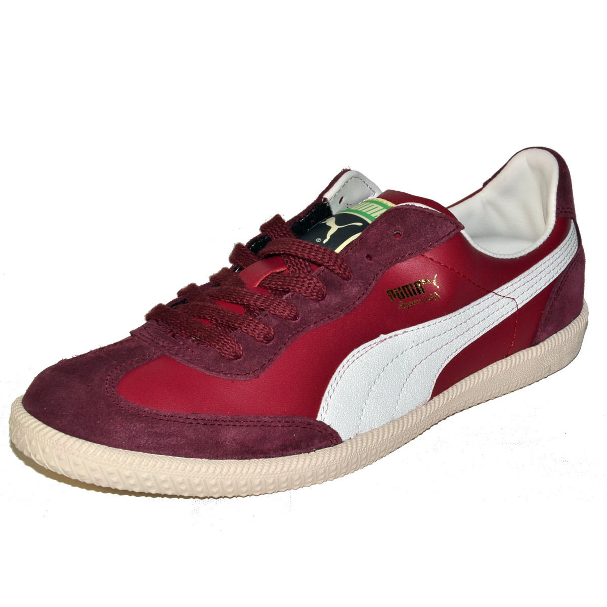 b366aae2075 Details about PUMA Super Liga OG Shoes Retro Style Trainers Sneakers