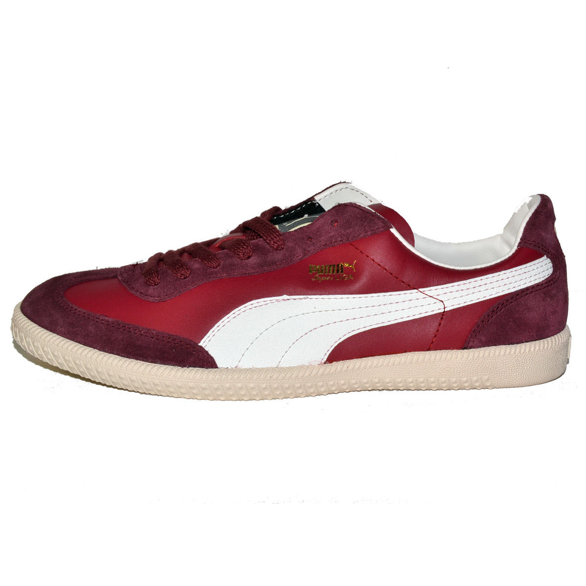 08ceaf99d07 PUMA Super Liga OG Shoes Retro Style Trainers Sneakers