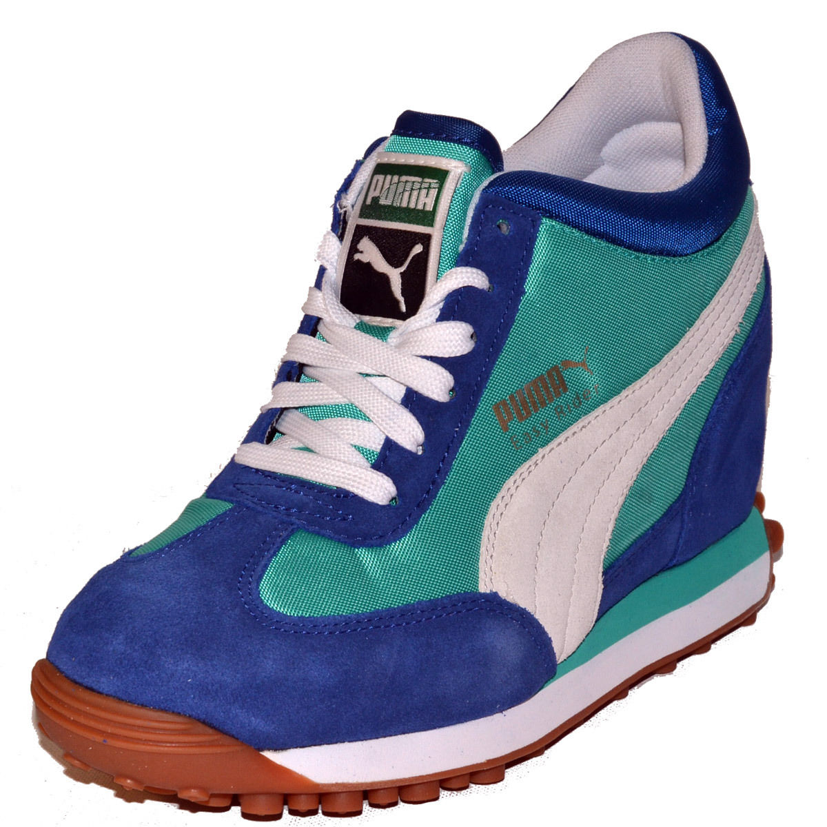 PUMA Easy Rider Wedge Lo Sport Women's Shoes Sneakers