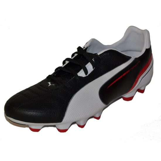 0218a0f756d3 PUMA Momentta FG Men s Soccer Shoes Leather Sneakers ...