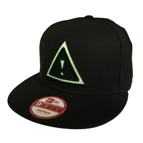 b02213cc350 Sale NEW ERA PRODUCERS SERIES FLOSTRADAMUS GLOW IN THE DARK LOGO SNAPBACK CAP  HAT 9FIFTY ...