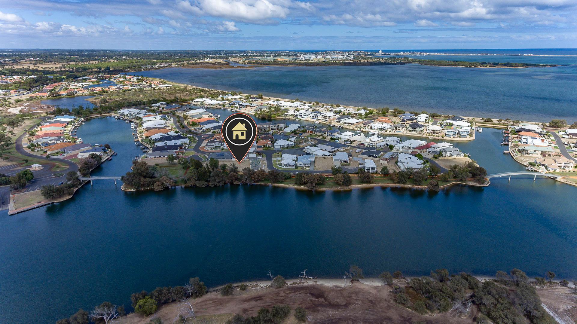 P/L 2-4 Epacris Elbow Pelican Point - House For Sale - 18696329 - ACTON South West (Bunbury)