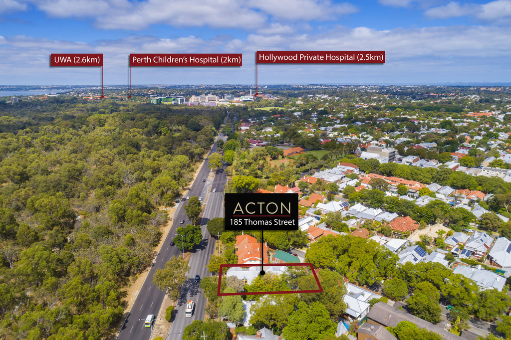 185 Thomas Street Subiaco - Land For Sale - 20494189 - ACTON Central