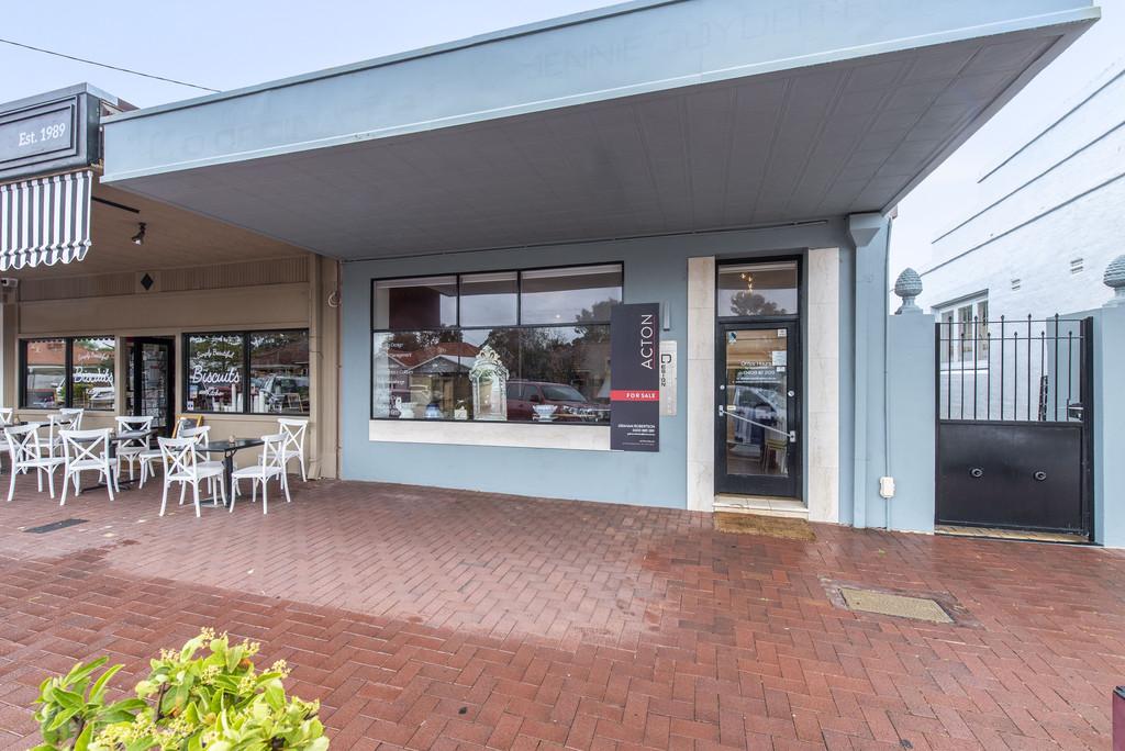 118 Wellington Street Mosman Park - Retail For Sale - 21443128 - ACTON Central
