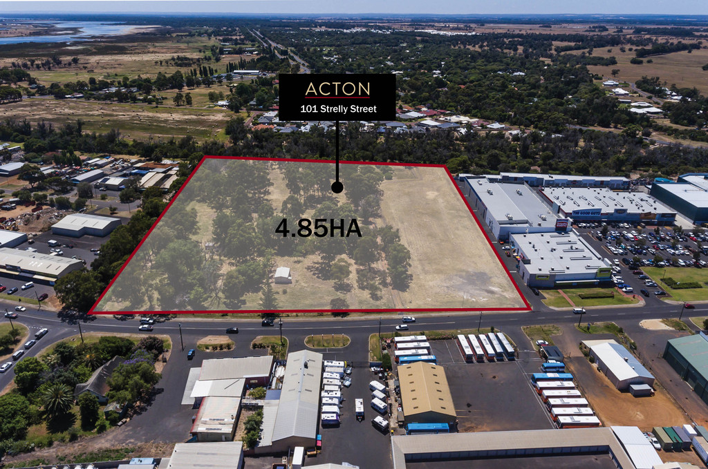 101 Strelly Street Busselton - Land For Sale - 20405235 - ACTON Central