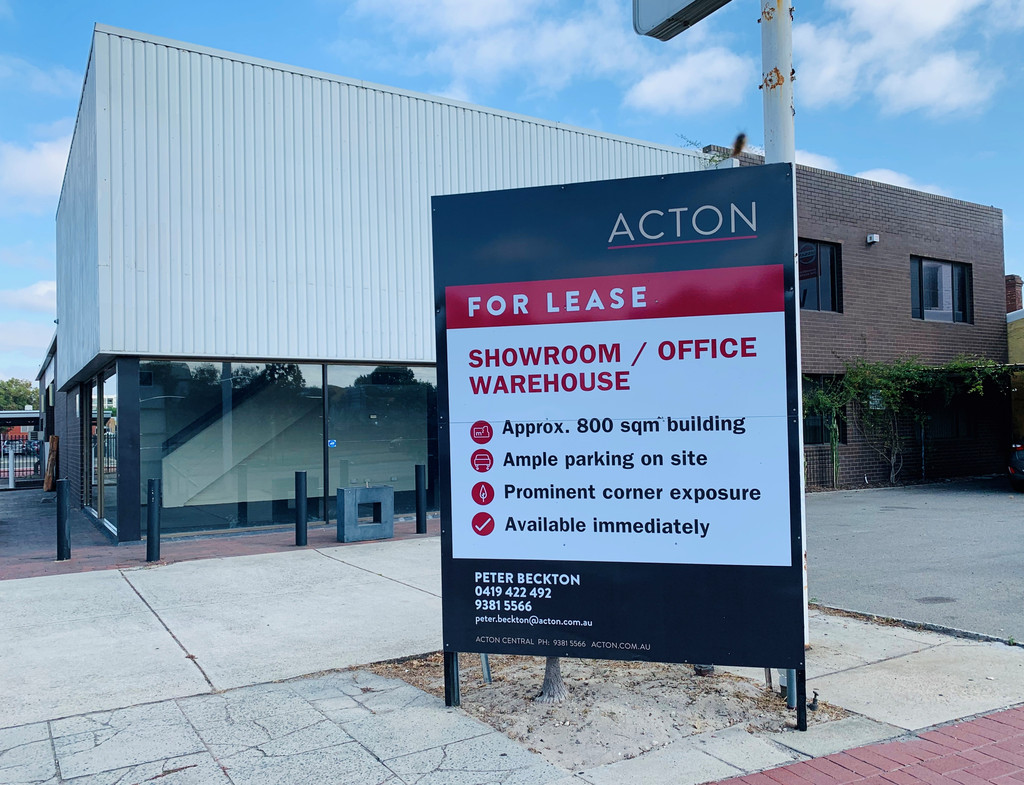163 Lord Street Perth - Industrial For Rent - 7514813 - ACTON Central