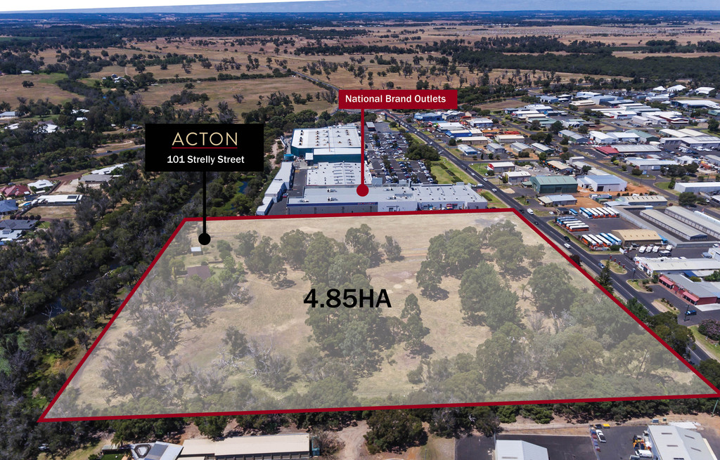 101 Strelly Street Busselton - Land For Sale - 20406385 - ACTON Central