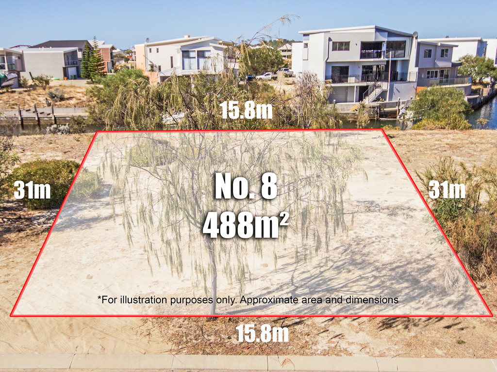8 Bluemanna Drive Wannanup - Land For Sale - 20299633 - ACTON Mandurah