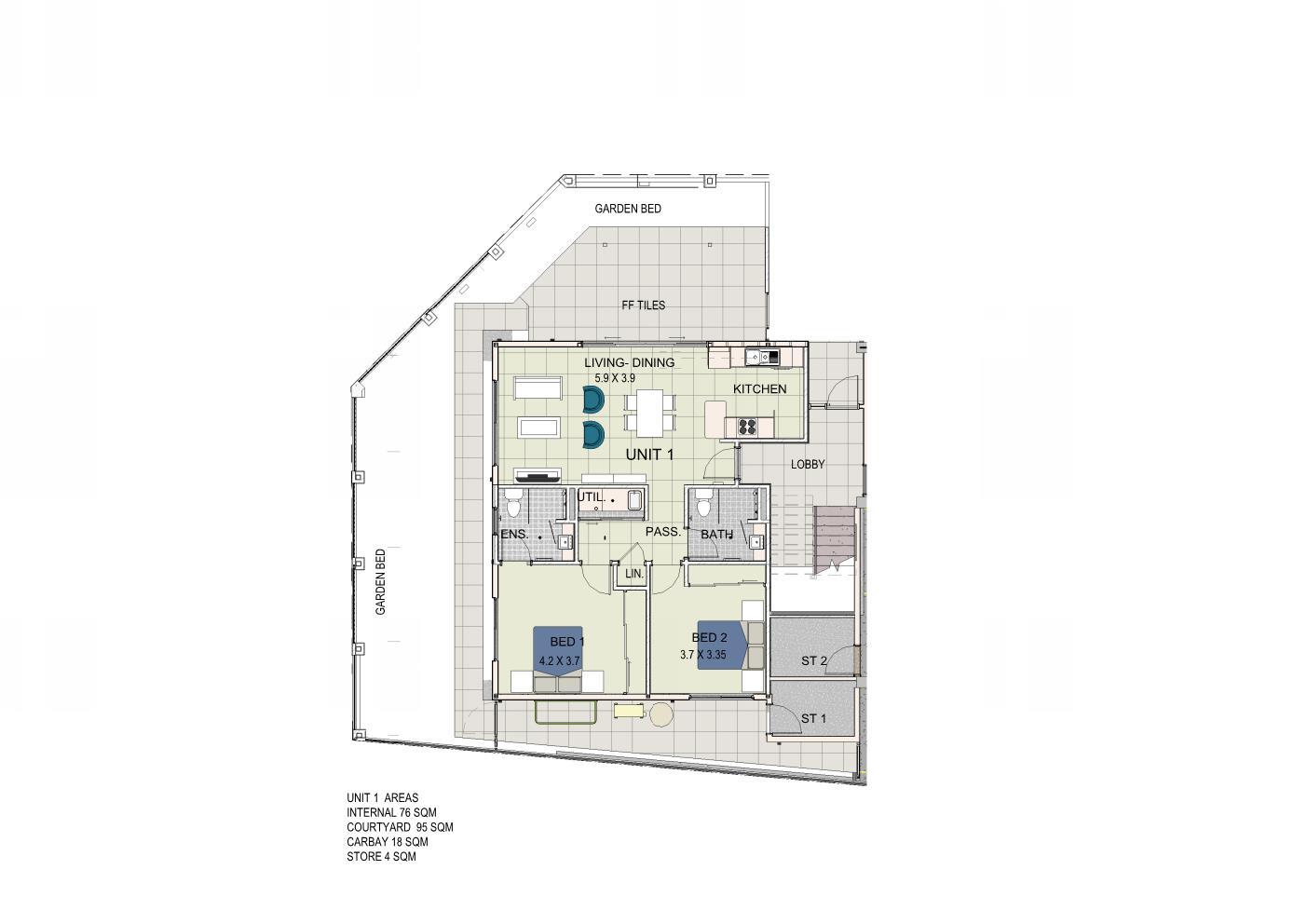 1/1 Hayward Way Myaree - Apartment For Sale - 20005565 - ACTON Applecross