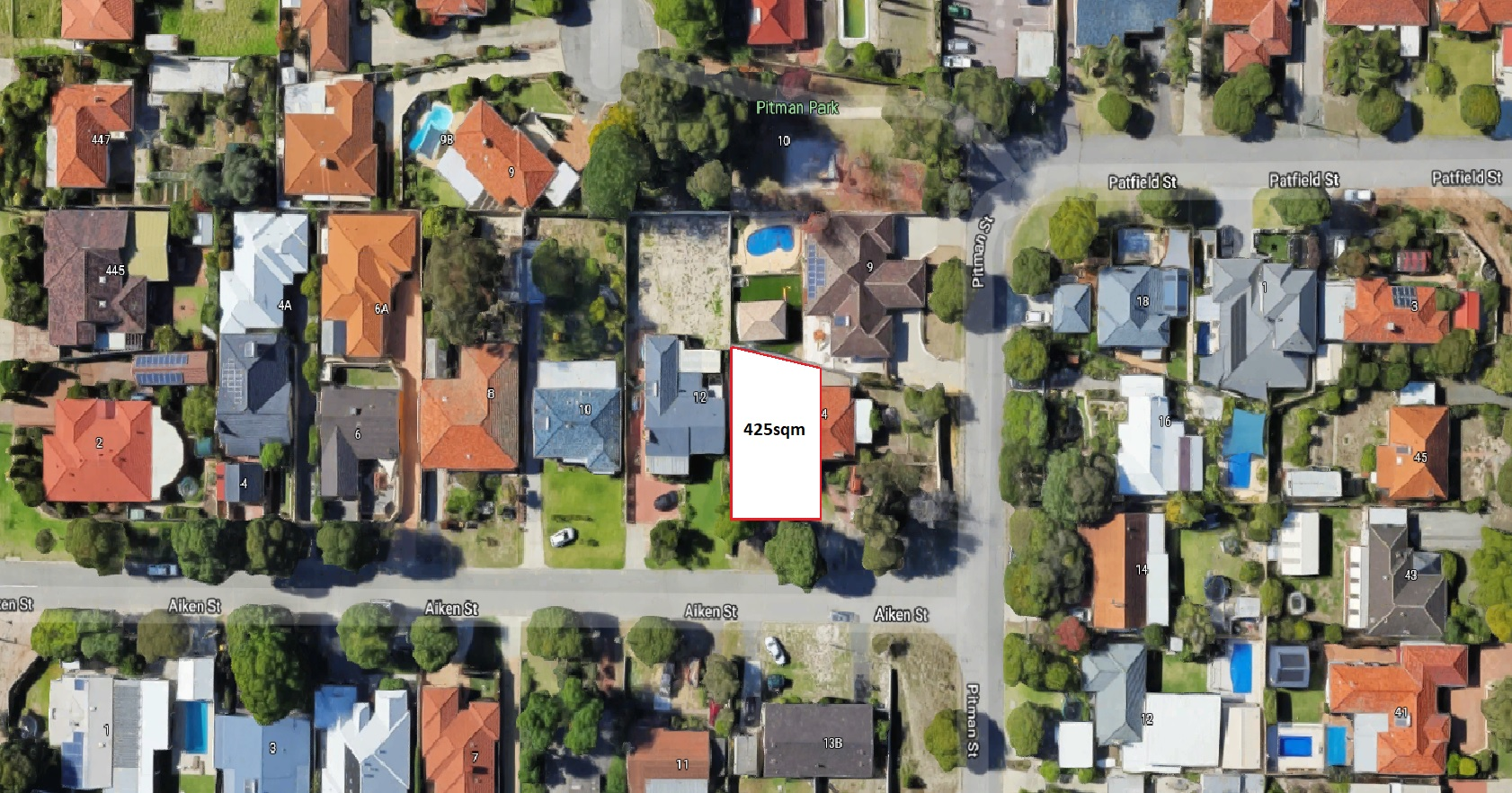 14 Aiken Street Myaree - Land For Sale - 20307487 - ACTON Applecross