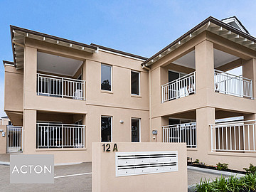 Property in MELVILLE, 4/12a Prinsep Road