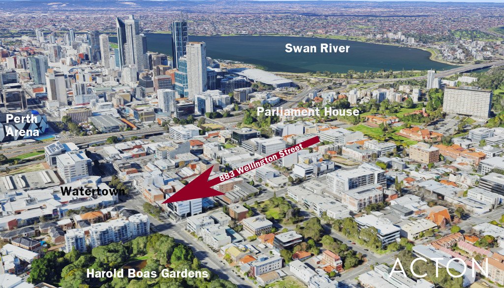 883 Wellington Street West Perth - Office For Sale - 22273670 - ACTON Projects