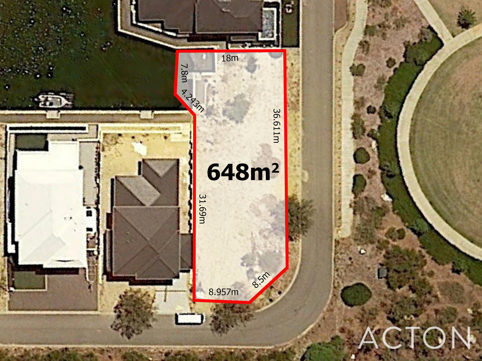 18 Bluemanna Drive Wannanup - Land For Sale - 21201581 - Acton Fremantle