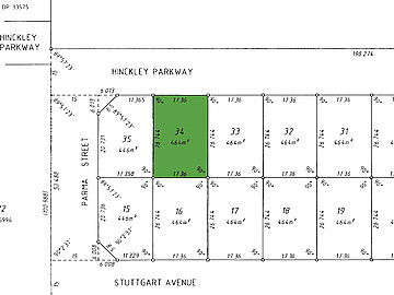 Property in HOCKING, Lot 34 Hinckley Parkway