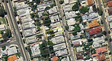 Property in FREMANTLE, 47 Bellevue Terrace
