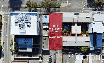 Property in WEST PERTH, 883 Wellington Street