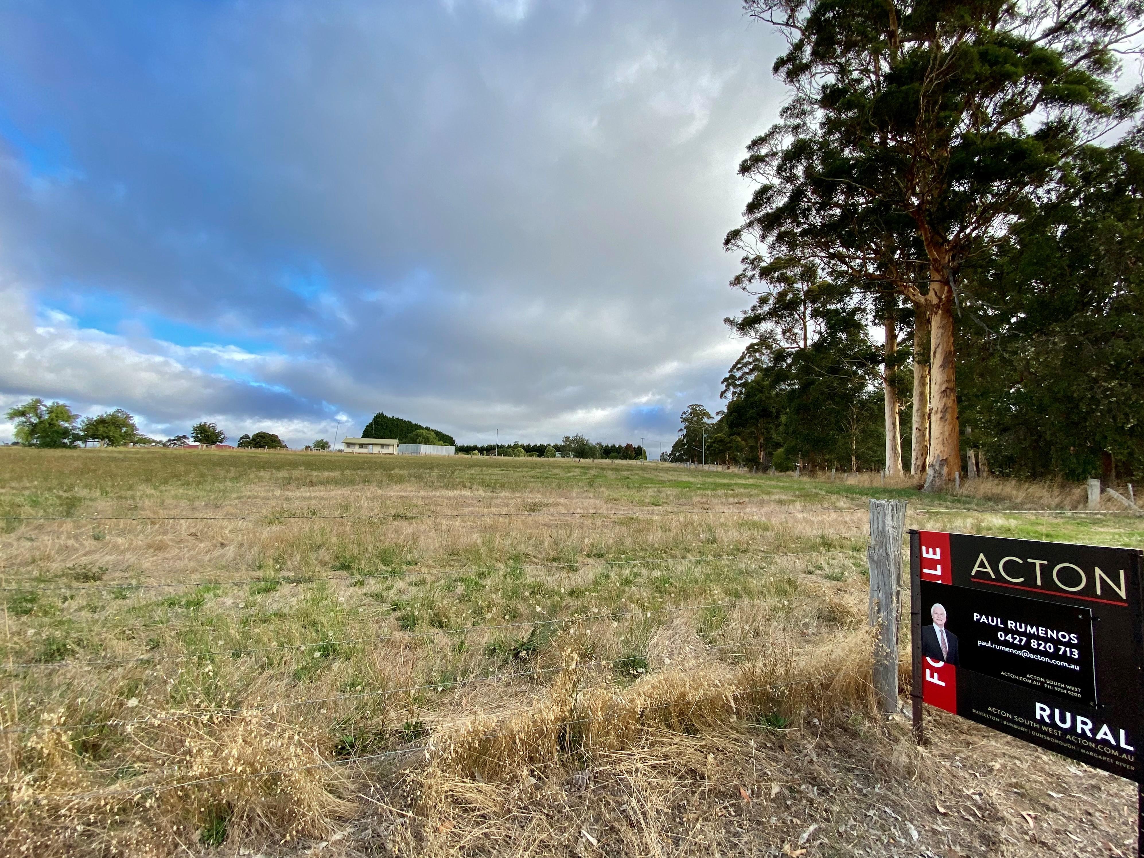 Lot 3  Bella Vista Road (Jardee) Manjimup - Land For Sale - 22908276 - Acton Southwest