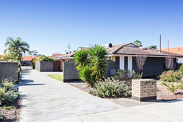 Property in SOUTH PERTH, 3/26 Strickland Street