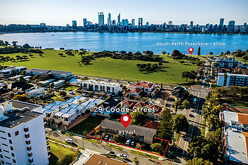 Property in SOUTH PERTH, 29 Coode Street