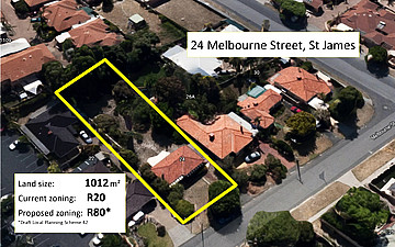 Property in ST JAMES, 24 Melbourne Street