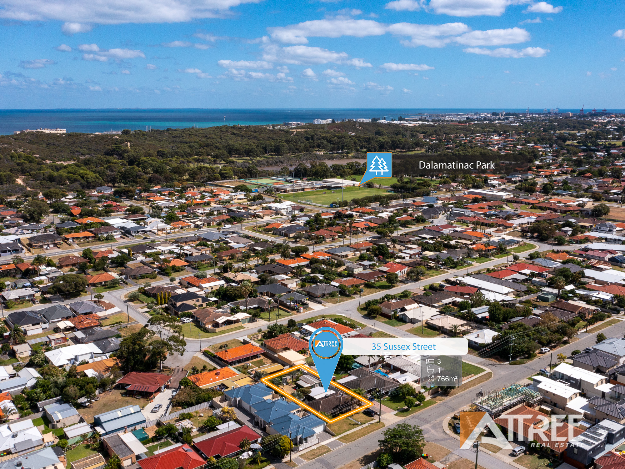 Property for sale in SPEARWOOD, 35 Sussex Street : Attree Real Estate