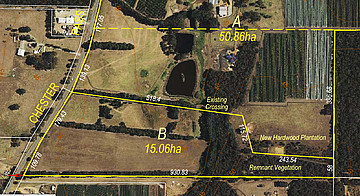 Lot B, 448 Chester Pass Road