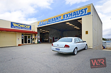 150 Albany Highway (Colray Exhaust - Business Only)