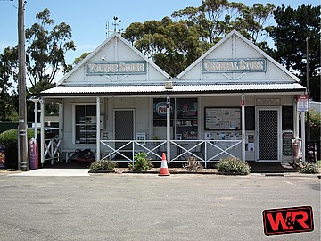 17 & 19 Station Street - Youngs Siding General Store
