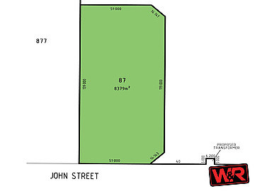 Lot 87 John Street