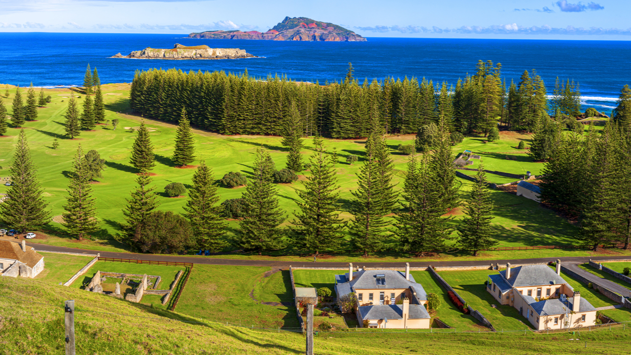 8 Day Experience Norfolk Island – Solo Tour
