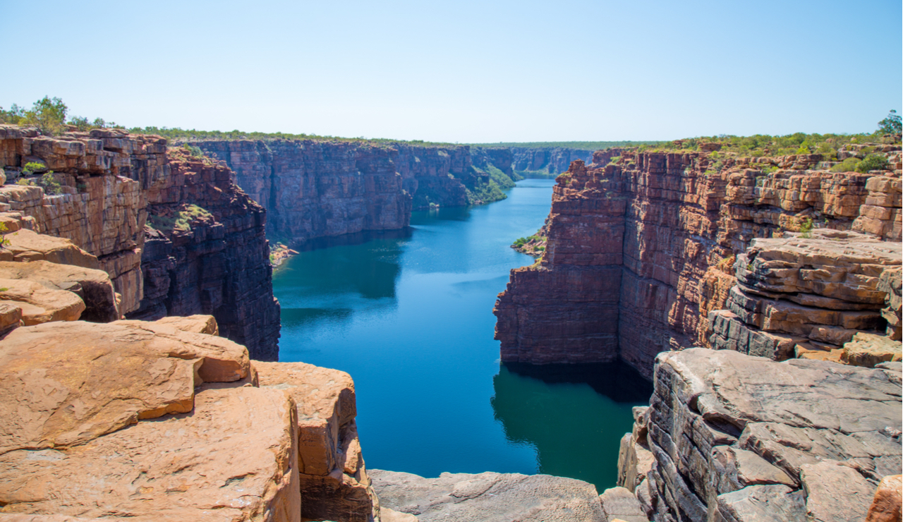 10 Night Kimberley Coast Cruise with Coral Expeditions