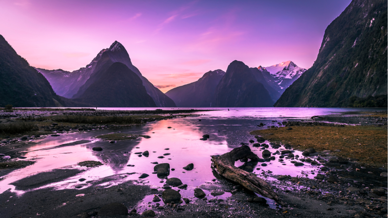 15 Day Treasures of New Zealand
