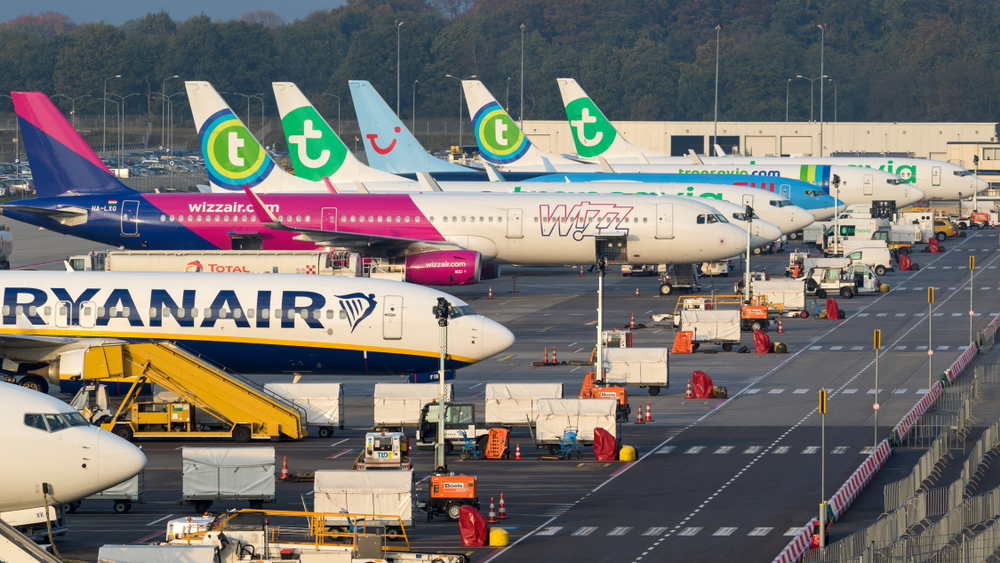 Europe budget airlines
