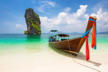 Thailand's beaches