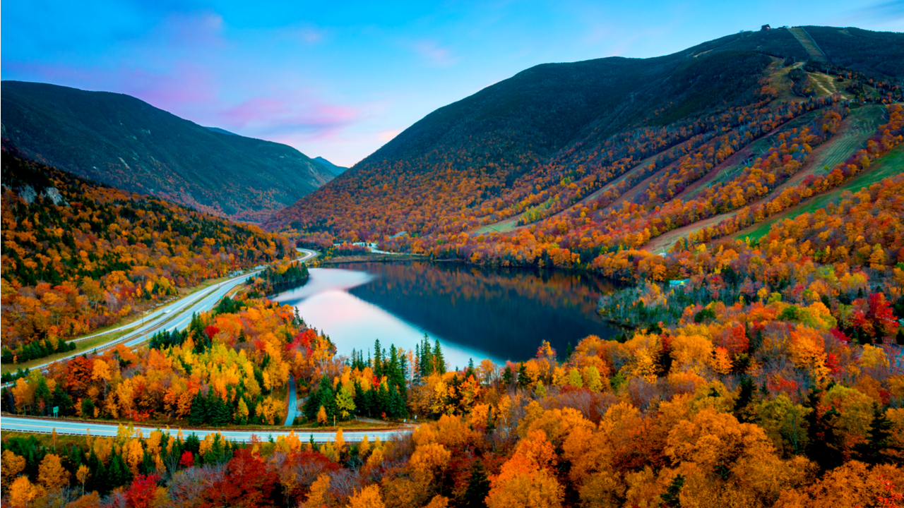 10 Day Classic New England Fall Foliage Tour