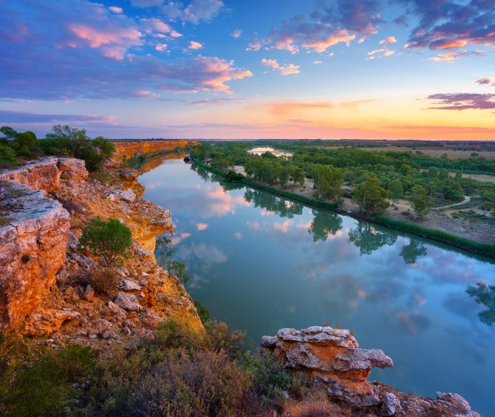 Murray River South Australia