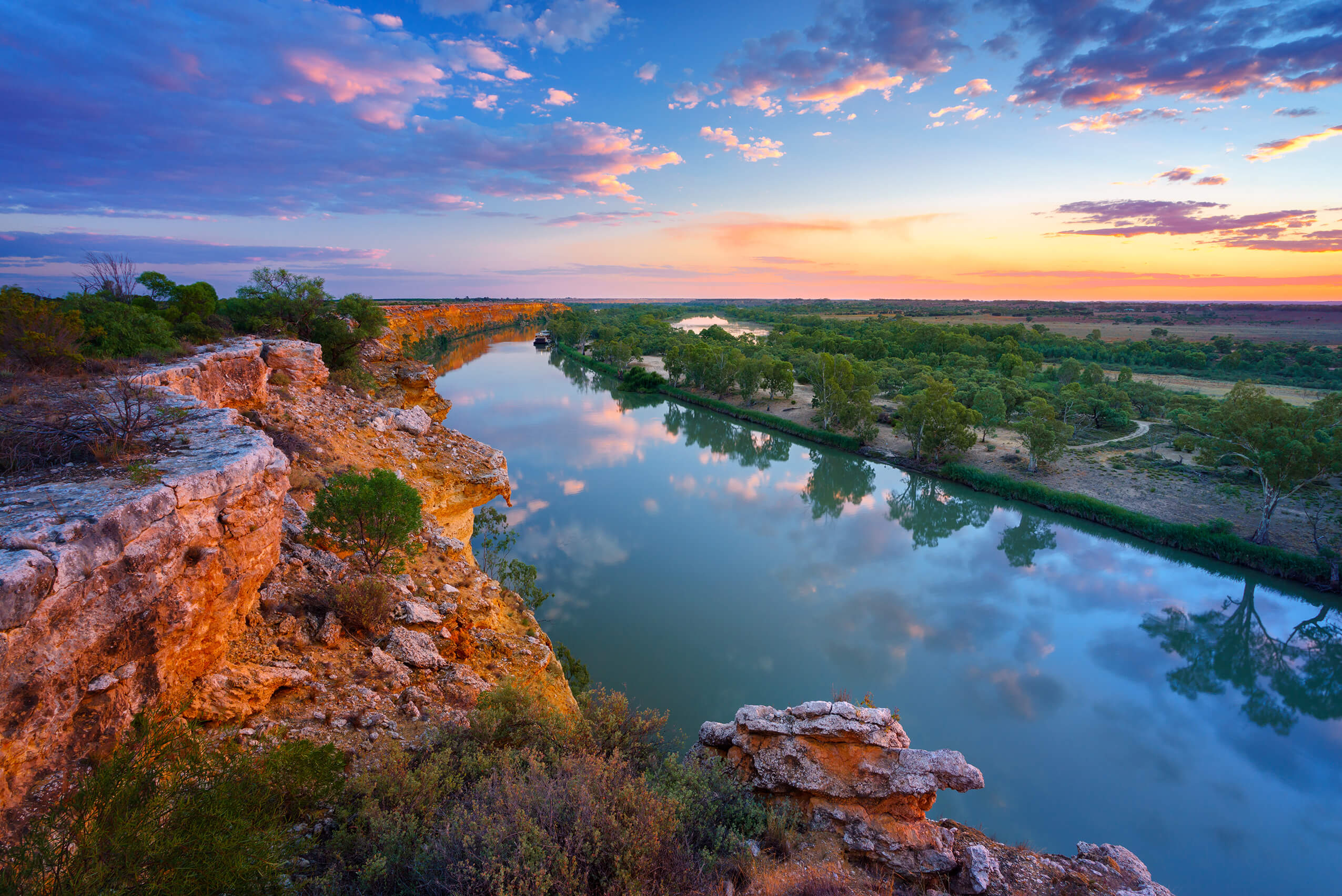 3 Night Murray River Discovery Cruise